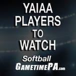 Photos: 10 YAIAA softball players to watch