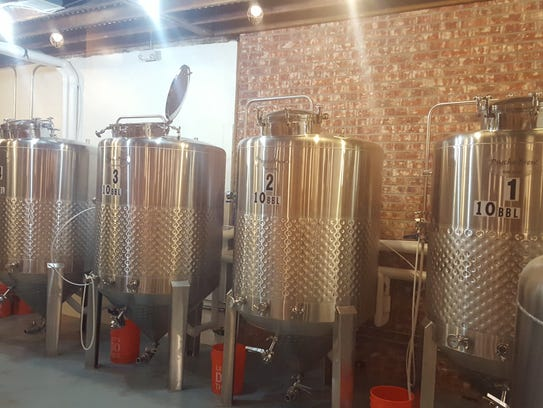 Beer Fermenter Tanks