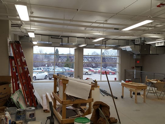 The Friends of the Library will get a new space for
