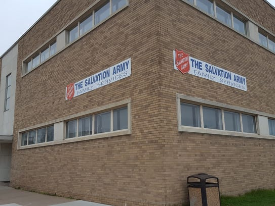 The Salvation Army in Wausau received $35,000 from
