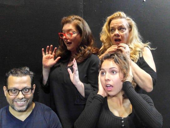 "Theatre Conspiracy's ""Women in Jeopardy"""