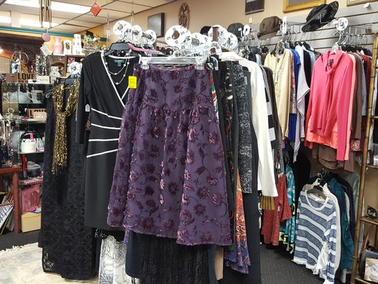 Sunshine Gift & Consignment's inventory includes new