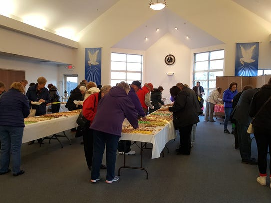 Faith Community Church & Faith Academy Cookie Walk