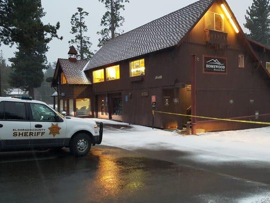 El Dorado County Sheriff's Office photo at Homewood