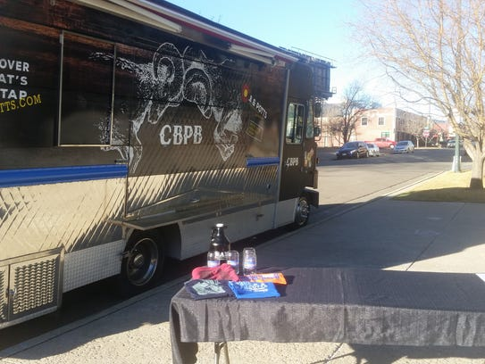 C.B. & Potts is unveiling a new Fort Collins food truck