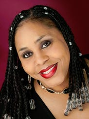 Gina Moore is a guest for the Holiday Pops concert