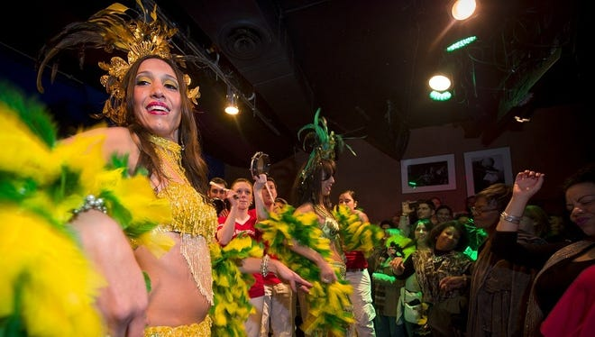Brazilian Carnaval, pictured in 2013, will return to the Jazz Kitchen on Feb. 6.