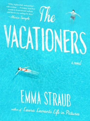 """""""The Vacationers"""" by Emma Straug"""