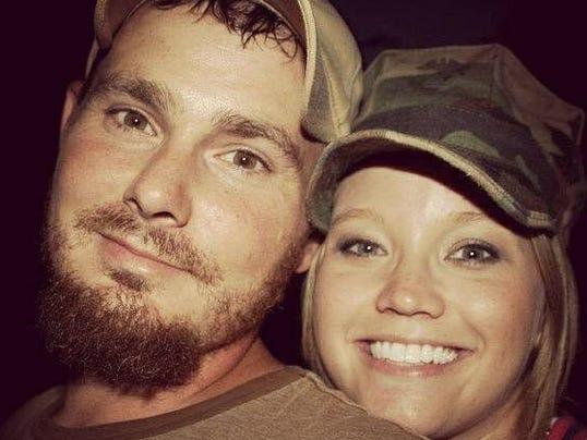 Dustin and Kelli Heard