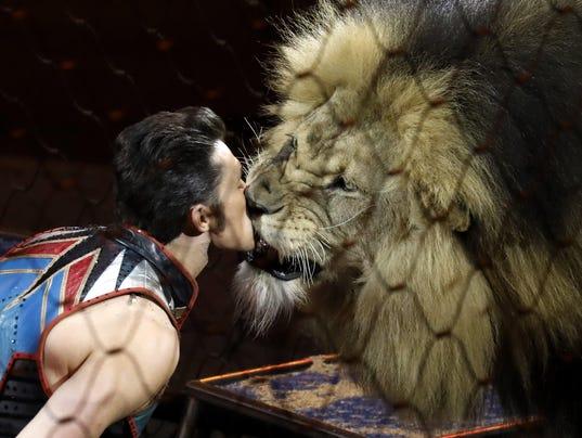 Ringling Bros. Circus Final Performances