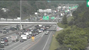 Slow traffic on I-480 WB at Warrensville Center Rd.