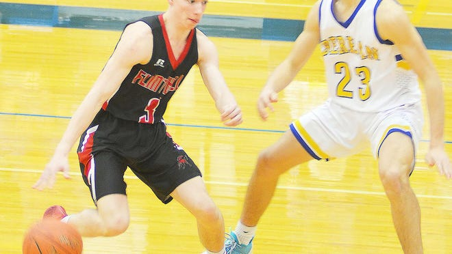 Berean Academy junior Chase Wiebe, right, was a Class 1A All-State selection last season.