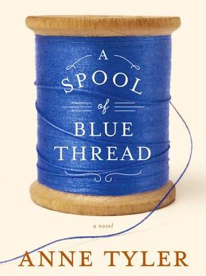 'A Spool of Blue Thread' by Anne Tyler