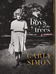 'Boys in the Trees' is a memoir by singer Carly Simon.