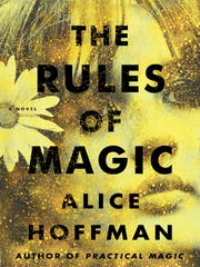 """The Rules of Magic"" by Alice Hoffman."
