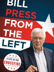 "Political commentator Bill Press recalls his childhood in Delaware City in his autobiography ""From the Left: A Life in the Crossfire."""