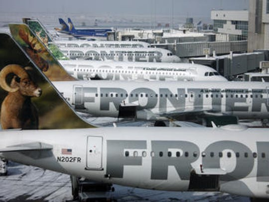 Denver-based Frontier Airlines has discontinued more