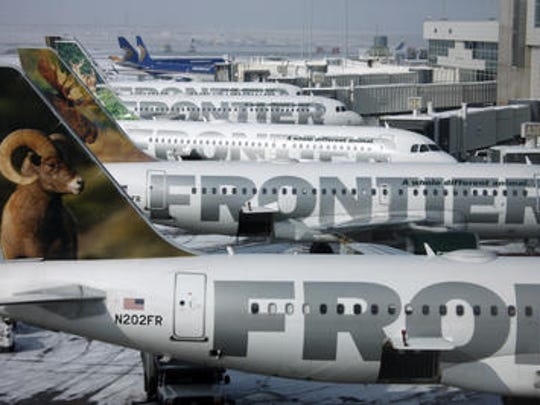 Denver-based Frontier Airlines has discontinued more flights at Cincinnati/Northern Kentucky International Airport.