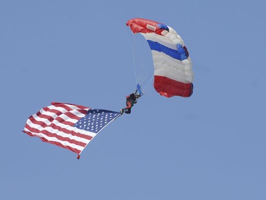 Tico Air Show 2012 Saturday