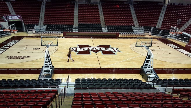 Mississippi State will host Maroon Madness on Oct. 28.
