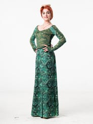 """Whitney Winfield as Princess Fiona in """"Shrek: The Musical."""""""