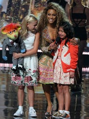 Tyra Banks sheds her fierce 'Top Model' image to play