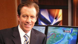 Larry Handley was a WCPO-TV meteorologist for 15 years.