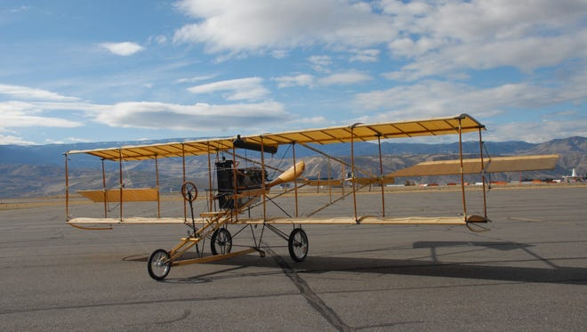 A newly restored 1909 Curtiss Pusher will be featured at the Experimental Aircraft Association's AirVenture fly-in convention July 25 through 31 at Wittman Regional Airport.