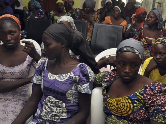 Nigeria Chibok Girl