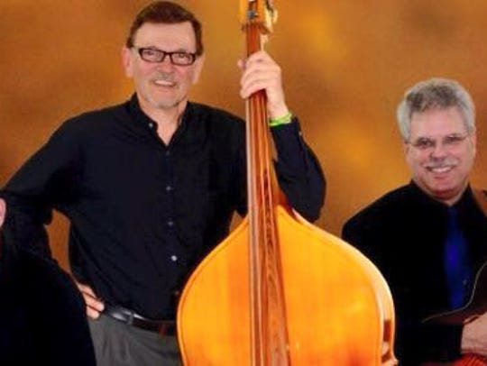 Hub City Jazz is performing on Friday night at Thomas