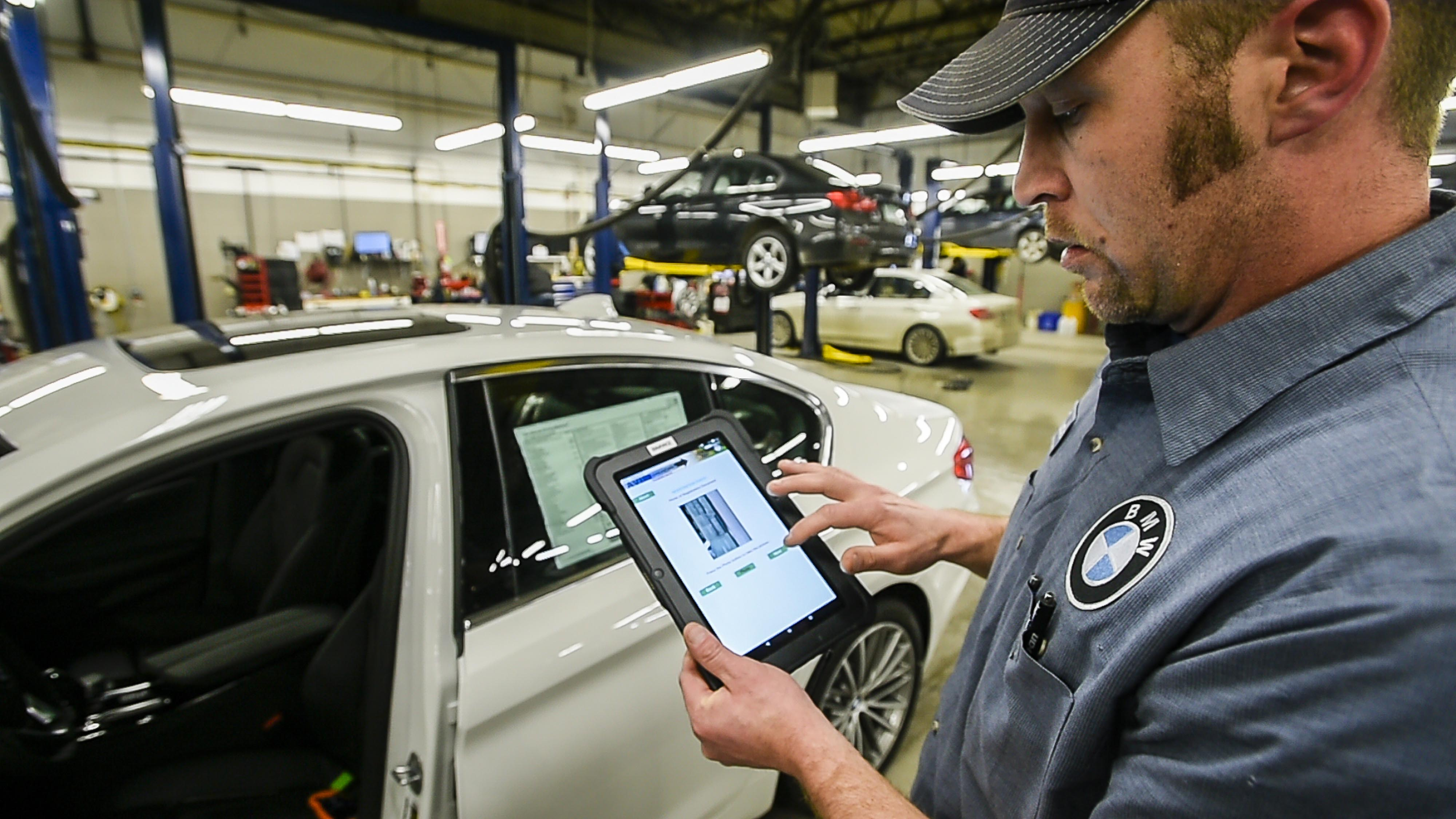 Vt car inspections are going digital, at a cost