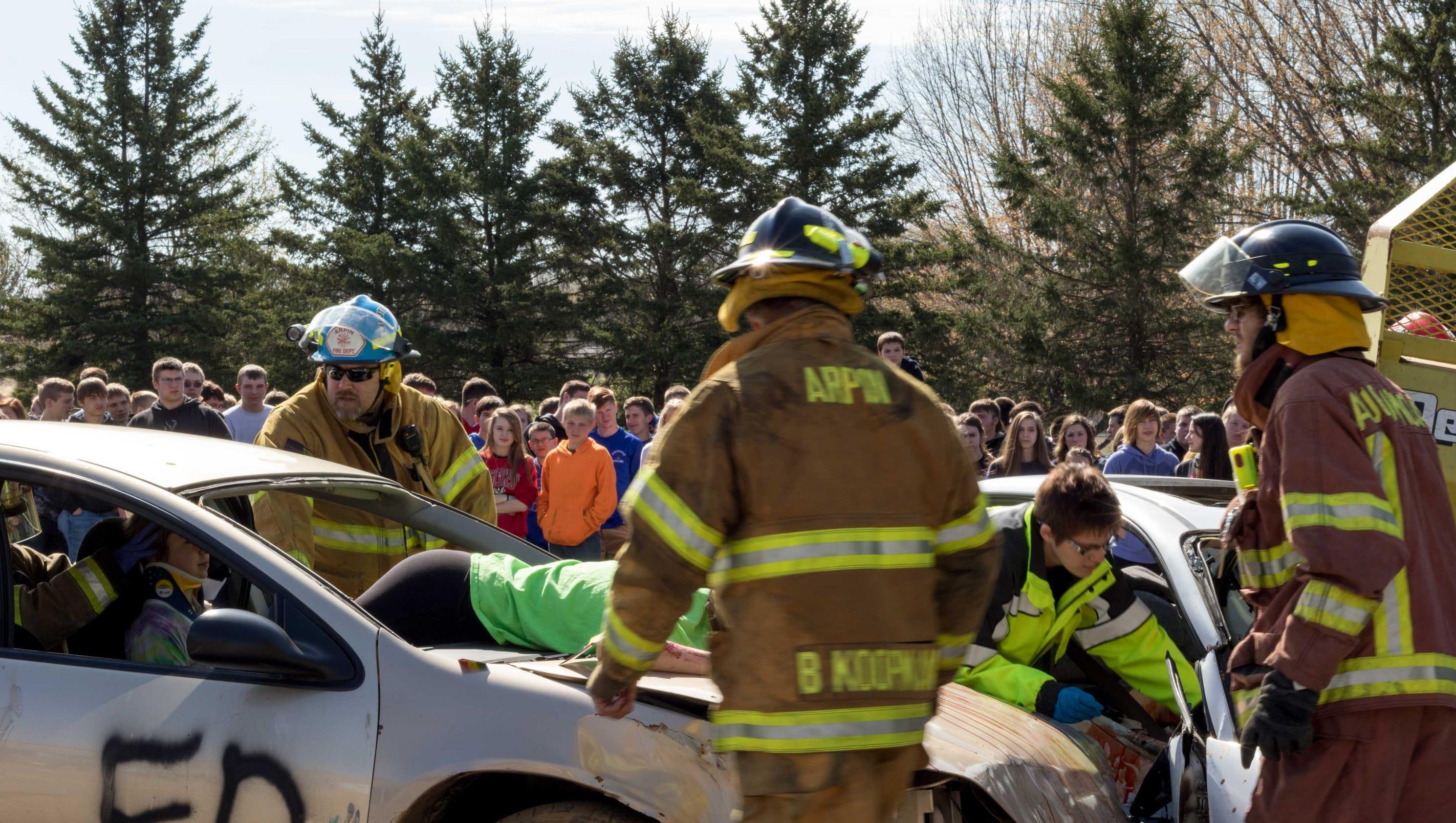 Car Crash Wausau