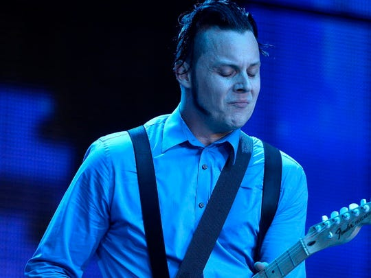 Jack White will be the first musician to use Yondr