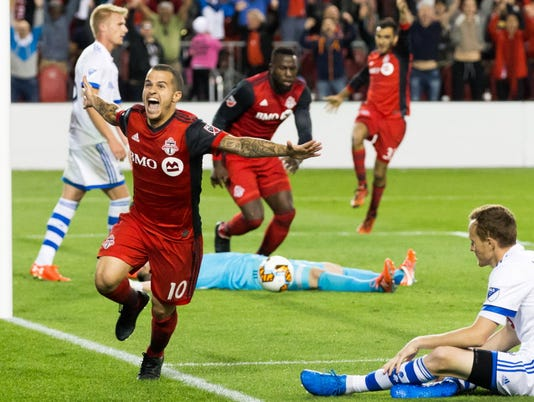 USP MLS: CANADIAN CHAMPIONSHIP-MONTREAL IMPACT AT S SOC TFC MNI CAN ON
