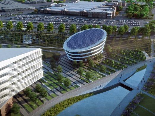 Ford Unveils 10 Year Plan To Transform Dearborn Campus