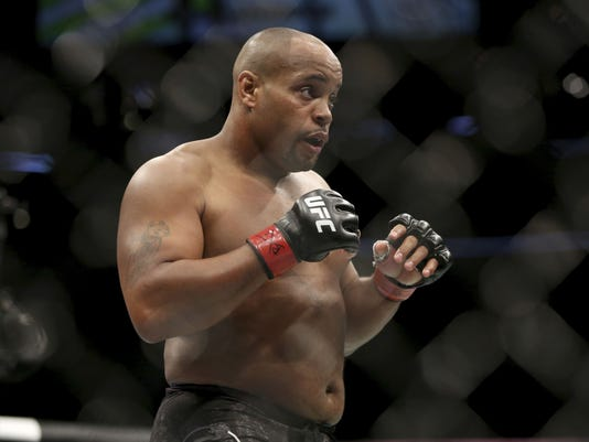AP UFC 20 MIXED MARTIAL ARTS S MMA USA MA