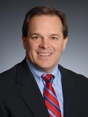 Garren Colvin, president and CEO, St. Elizabeth Healthcare
