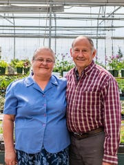 John and Helen Martin opened Martin's Home & Garden in 1982. The store is located at 1020 NW Broad Street in Murfreesboro.
