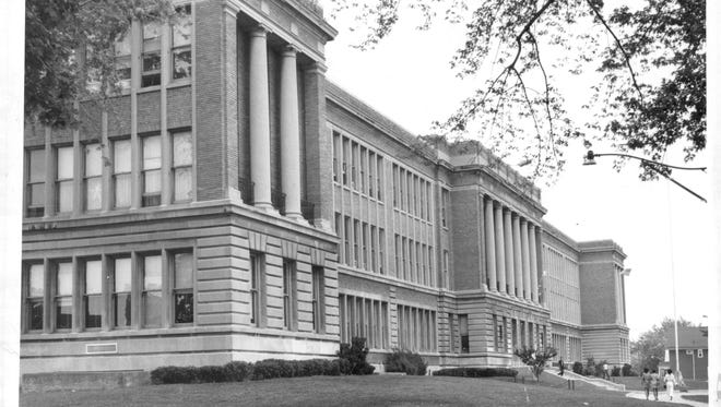 From the archive: A look back at Madison High School.