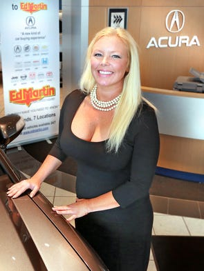 Audrey Green Drives Home The Car Sales