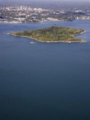 Davids Island in New Rochelle