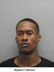 Zhyhee Harmon took a plea in connection with 24-year-old
