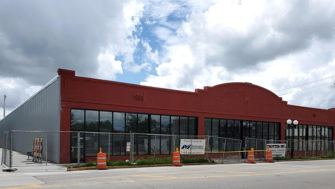 The exterior of the building soon to be occupied by the Western Illinois Regional Council is seen in this photo submitted May 29, 2020. The WIRC will be moving to this location from its Randolph St., Macomb location.