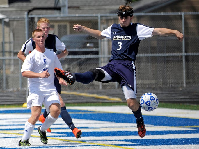 The Chillicothe High School boyâjQuery172017870868742465973_1408214693103s soccer team took on Lancaster High School at Herrnstein Field on Saturday and won 6-0.