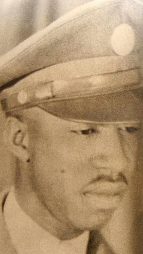 Clyde Kennard, who in the Korean War as a U.S. Army