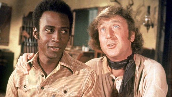 Neither Cleavon Little, left, nor Gene Wilder were the first choice for their 'Blazing Saddles' roles, but it all worked out.