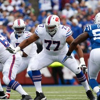 The Bills have signed Cordy Glenn to a five-year contract extension.