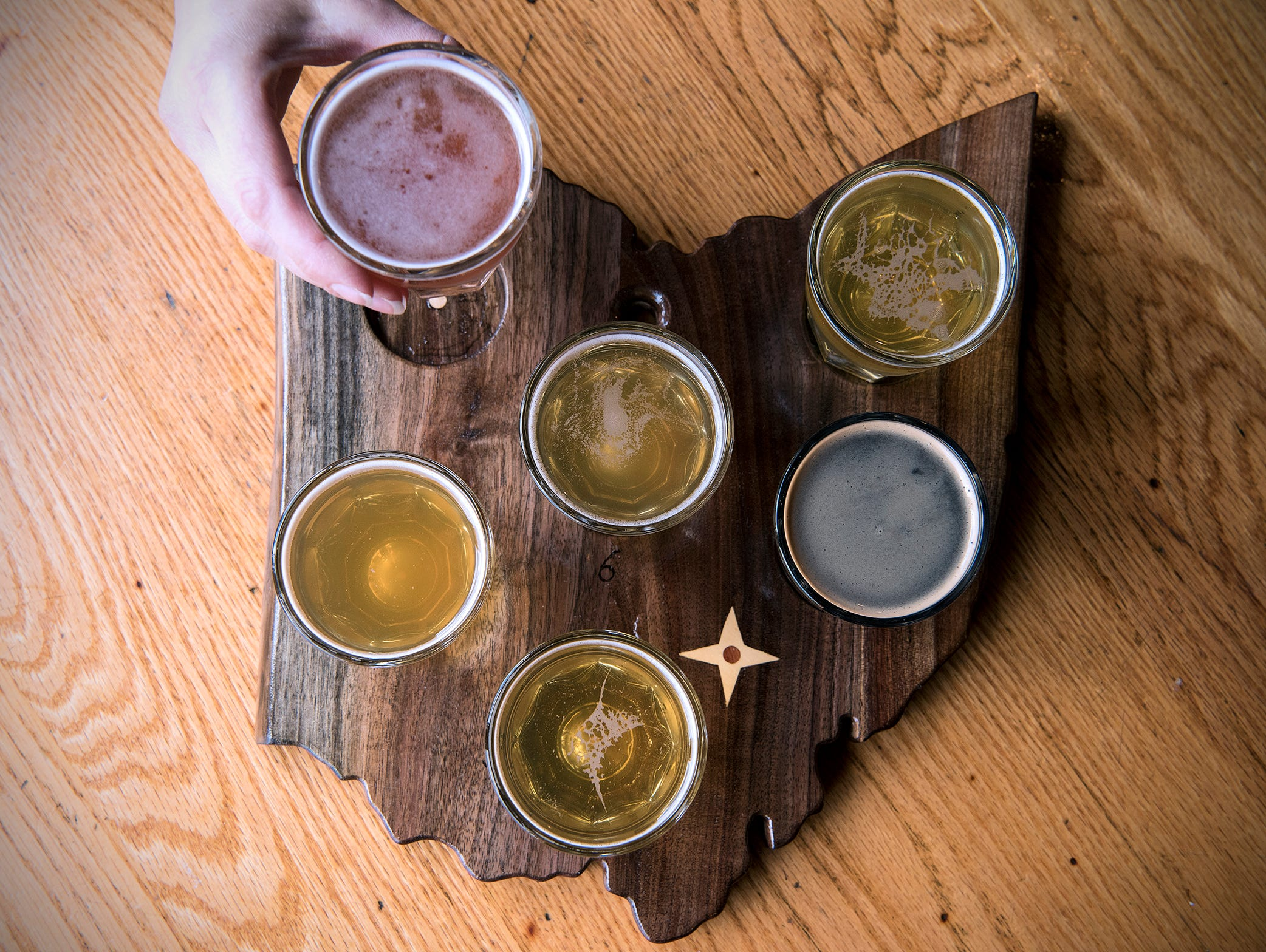 Ohiou0027s Jackie Ou0027s Brewery Has Its Own Farm And Uses Local Ingredients Like  Wildflower Honey And
