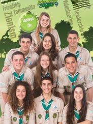 Israeli Scouts Friendship Caravan