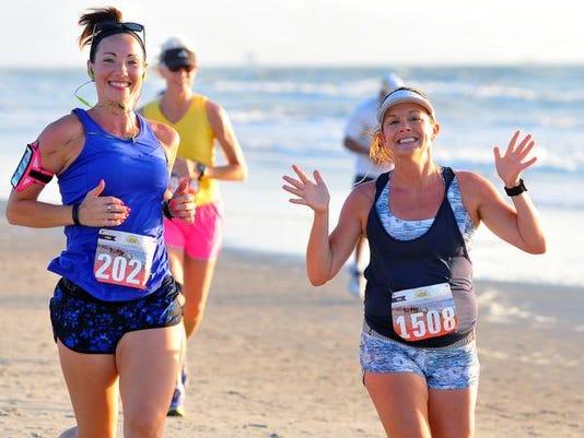 U.S.A. BEACH RUNNING CHAMPIONSHIP